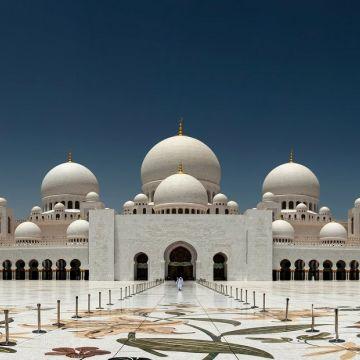 Dubai 12 Sheikh Zayad Grand Mosque