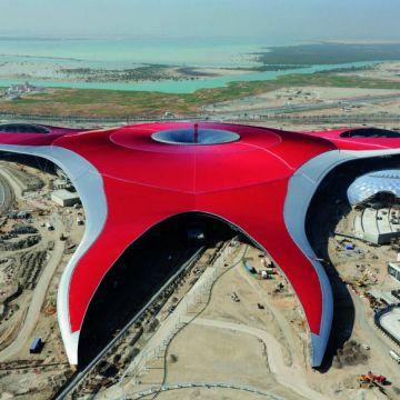 Dubai Ferrai World 13